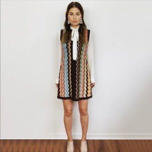 Missoni for Target Zig Zag Sweater Dr…